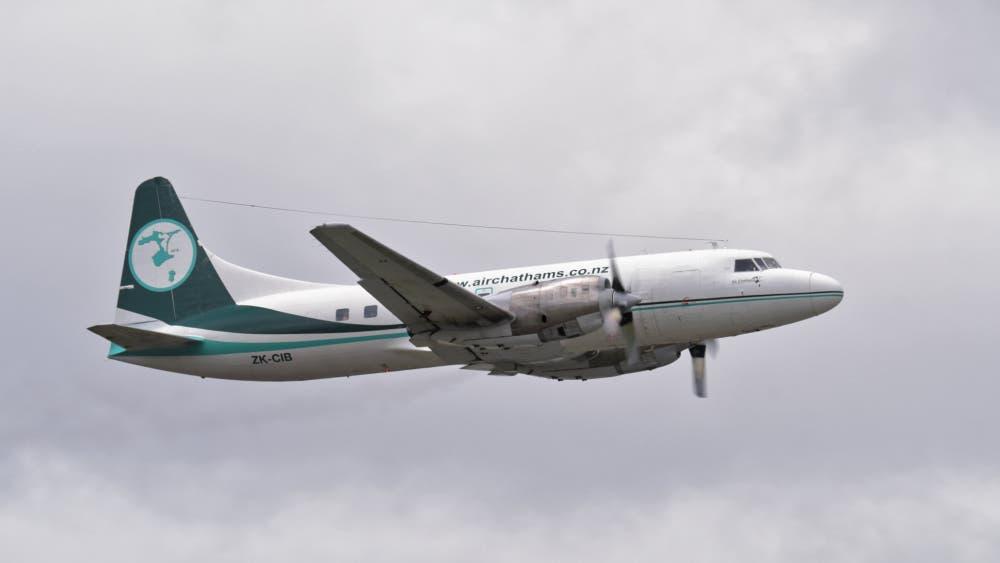 Air Chathams Convair 580