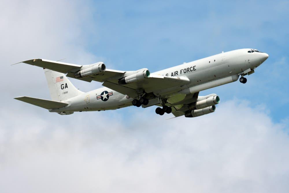 USAF Boeing 707