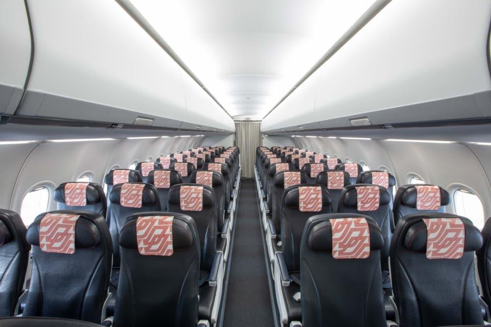 2021 Safran Cabin ECOS Overhead Bins (c) AirFrance