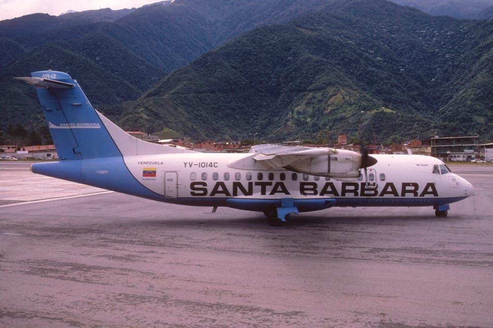SBA Airlines ATR 42