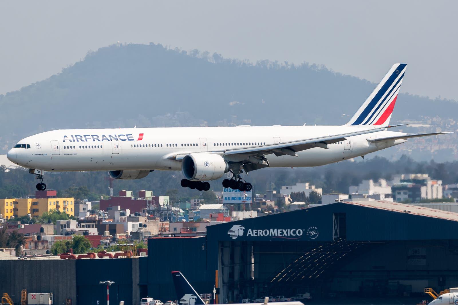 Air France B777