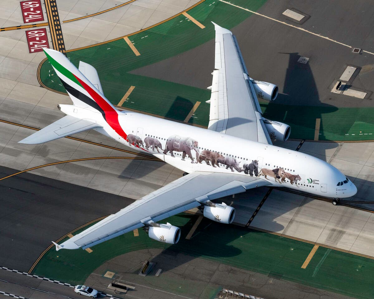 Emirates Is Bringing The Airbus A380 Back To Brazil