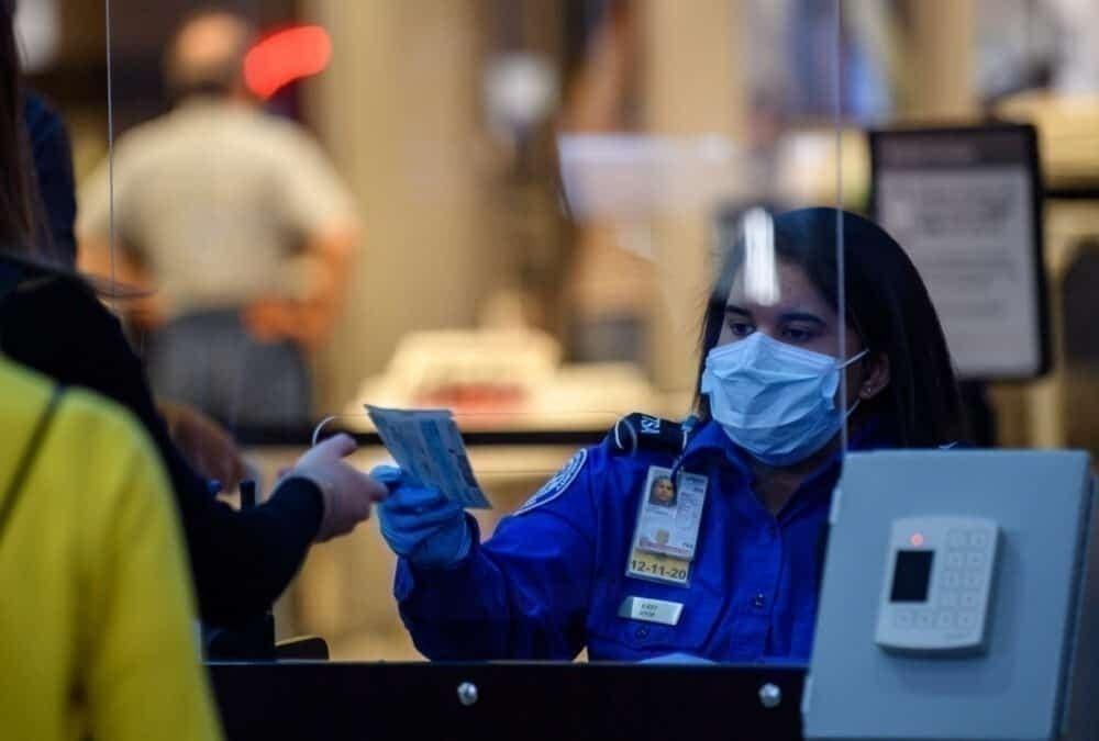 TSA coronavirus covid