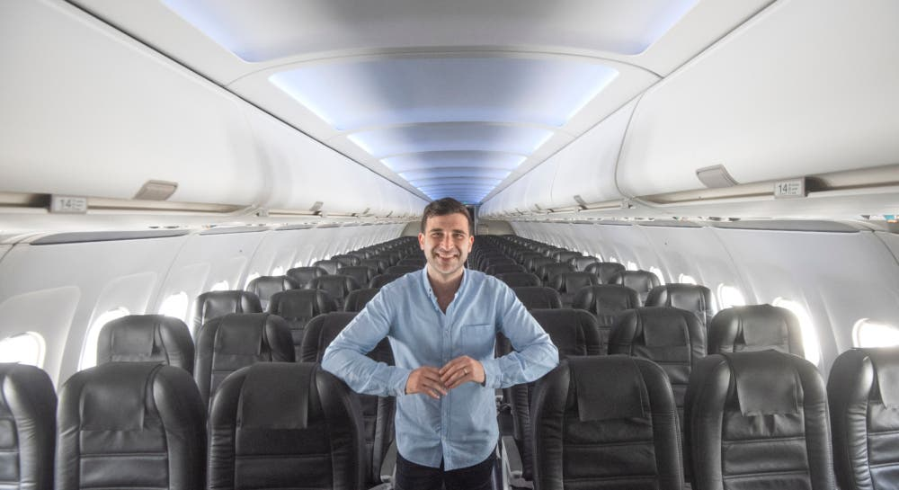 LIFT CEO A320