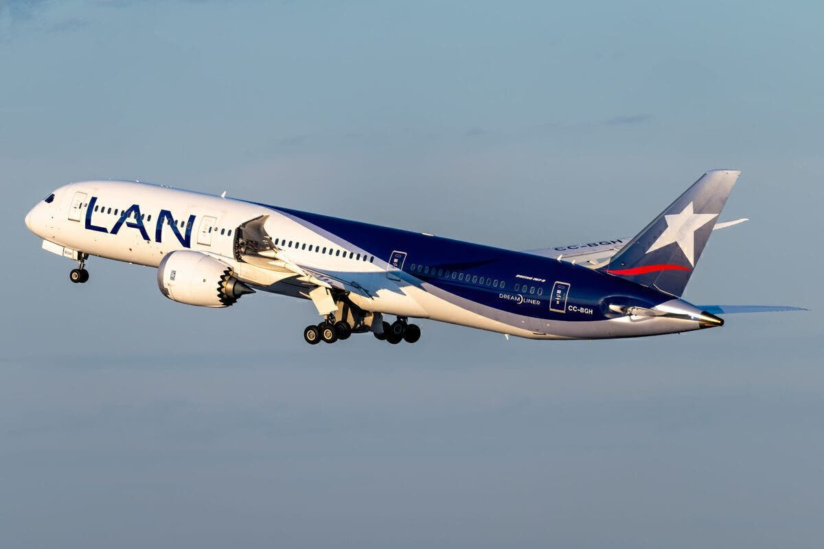 Confirmed: LATAM Will Send 4 Dreamliners To Its Brazilian Subsidiary