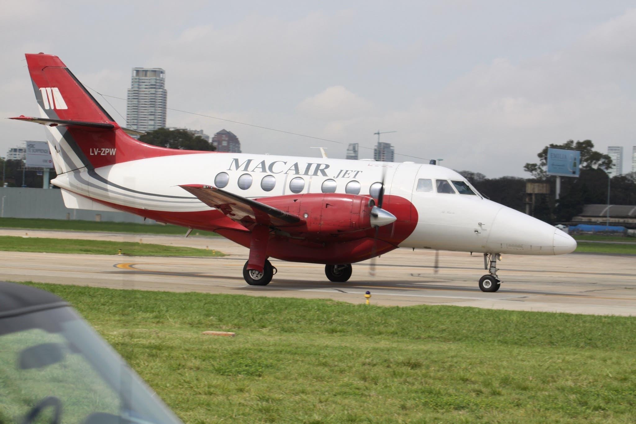 Macair Jet