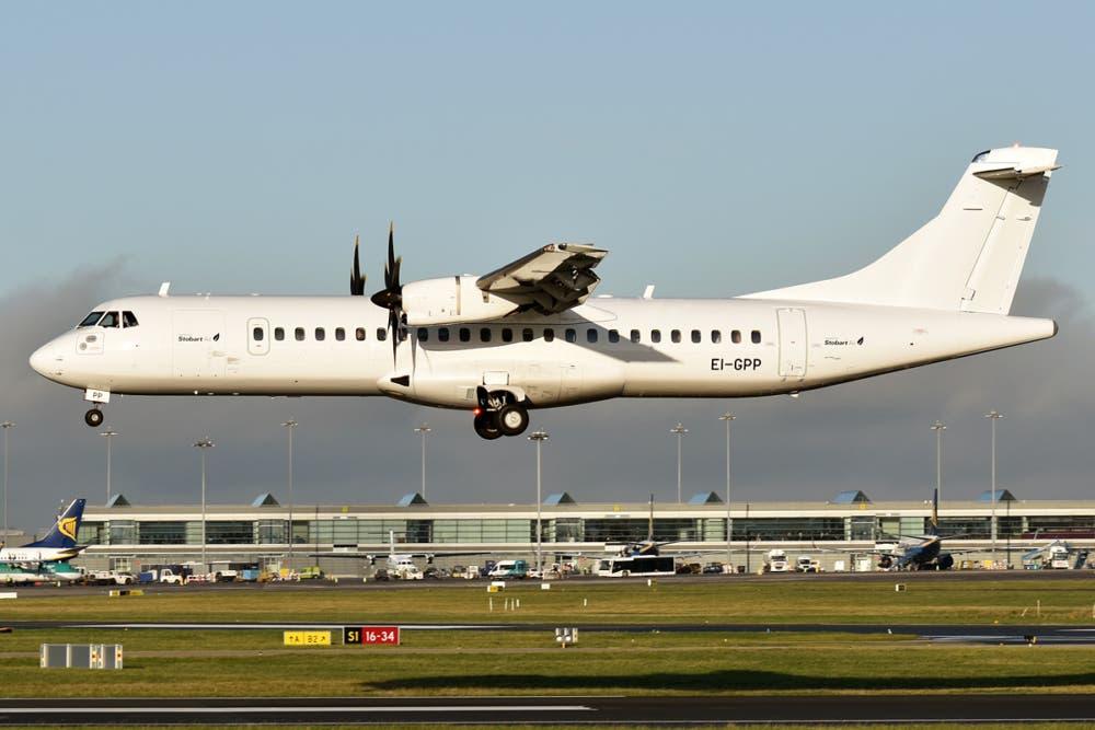 Stobart Air Atr 72