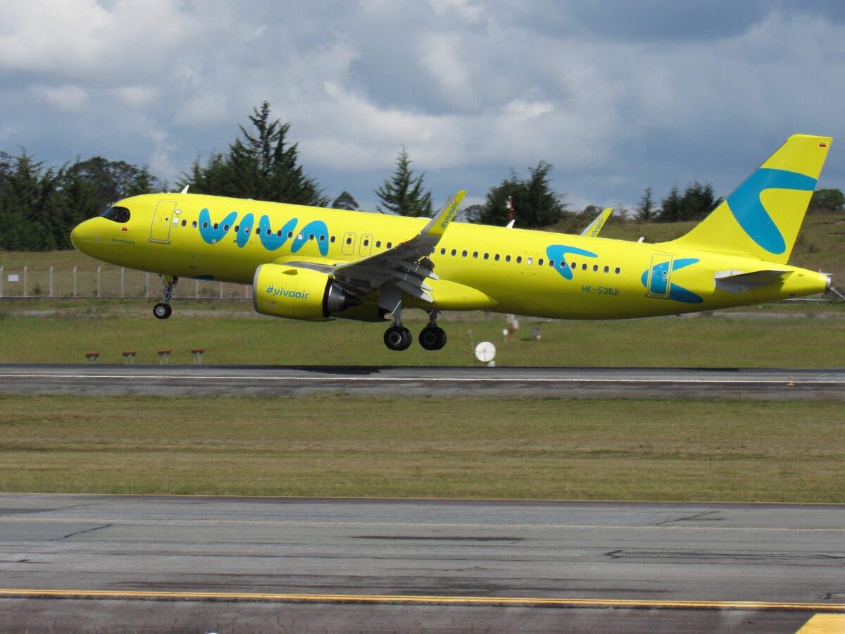 Viva A320neo