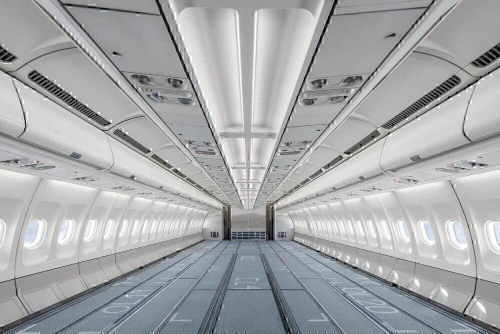 Hi Fly A340 conversion