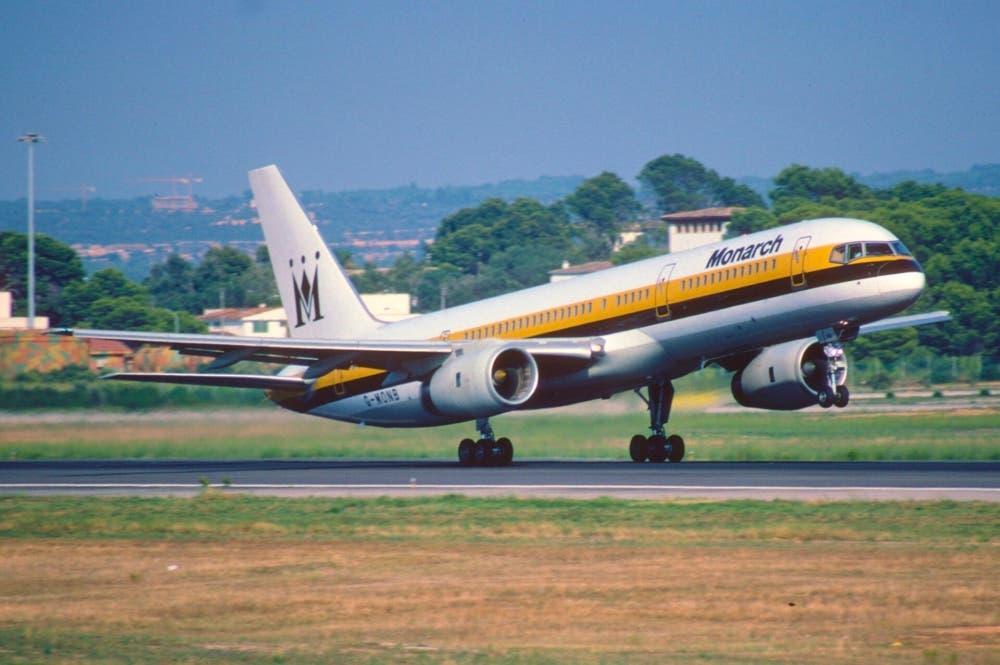 Monarch Boeing 757